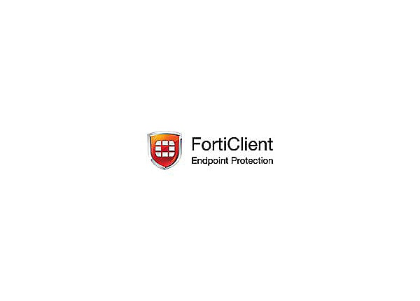 FortiClient - subscription license (1 year) - 200 clients