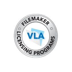 FileMaker Pro - maintenance (1 year) - 1 seat