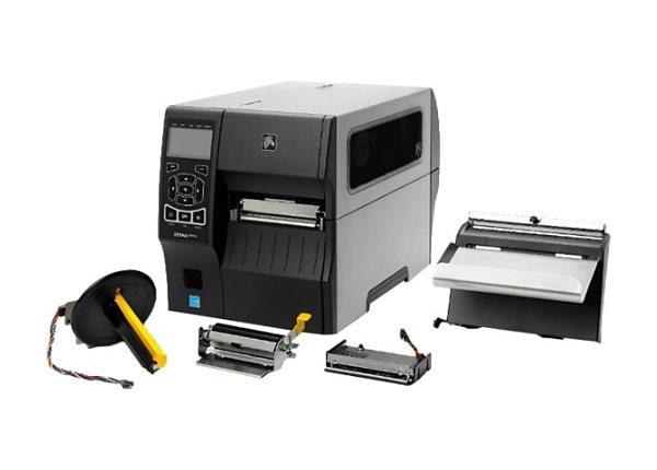 Zebra ZT400 Series ZT410 - label printer - B/W - direct thermal / thermal t