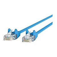 Belkin 2' CAT5e or CAT5 Snagless RJ45 Patch Cable Blue
