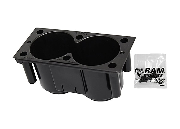 RAM Tough-Box RAM-FP-CUP1F - mounting component