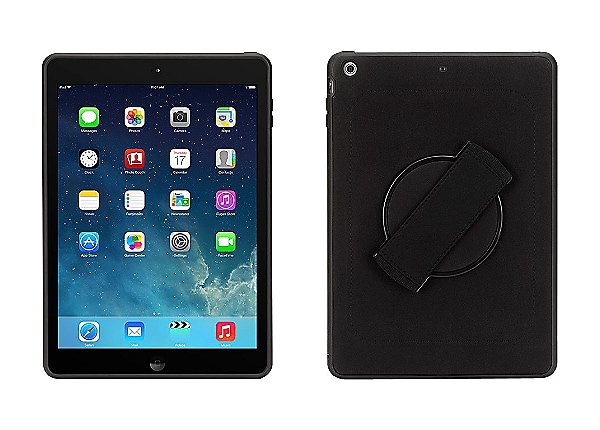 Griffin AirStrap 360 - Hand strap case for iPad Air - Instant Savings of $1