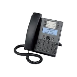 Mitel 6865 - VoIP phone - 3-way call capability
