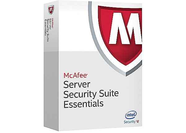 McAfee Server Security Suite Essentials - upgrade license + 1 Year Gold Bus