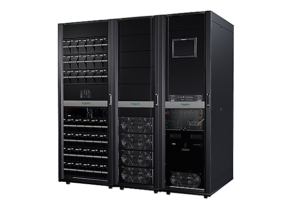 APC Symmetra PX 100KW Scalable to 250KW Without Maintenance Bypass or Distr