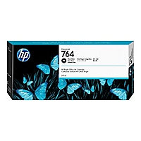 HP 764 - photo black - original - ink cartridge