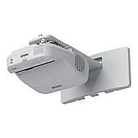 Epson BrightLink Pro 1420Wi Interactive Projector with Wall Mount - WXGA
