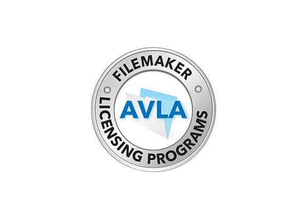 FileMaker Pro (v. 13) - license (renewal) (1 year) - 1 seat
