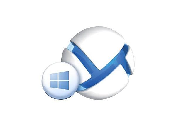 Acronis Backup for Windows Server (v. 11.5) - competitive upgrade license +