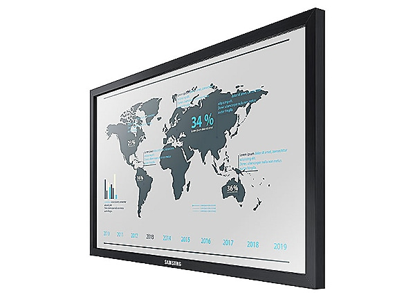 Samsung Touch Overlay CY-TD48 - touch overlay