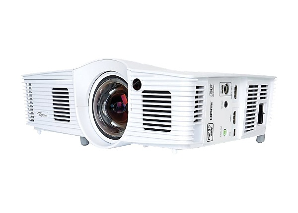 Optoma EH200ST - DLP projector - short-throw - portable - 3D
