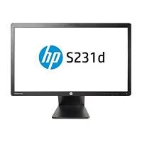 "HP EliteDisplay S231d - LED monitor - Full HD (1080p) - 23"""