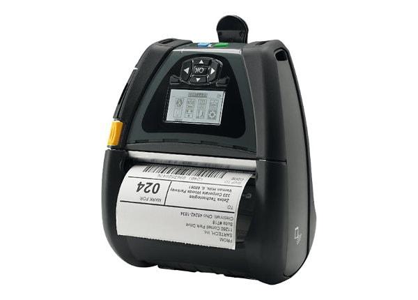 Zebra QLn 420 - label printer - B/W - direct thermal