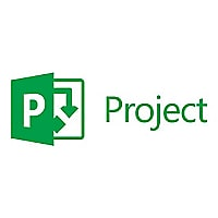 Microsoft Project Server - license - 1 user CAL