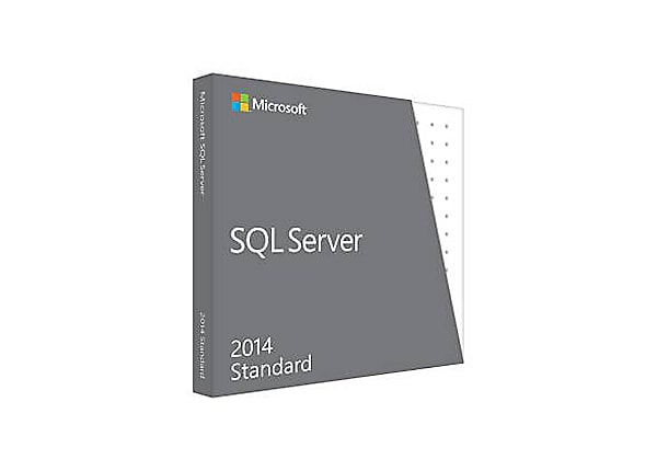 Microsoft SQL Server Standard Core Edition - license - 2 cores