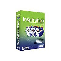 Inspiration (v. 9.2) - box pack - 5 computers - with Teacher Take Home Priv