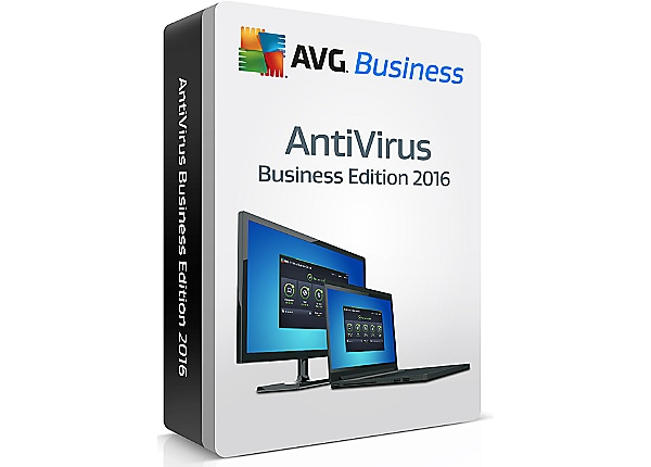 AVG AntiVirus Business Edition - subscription license (2 years) - 3 compute