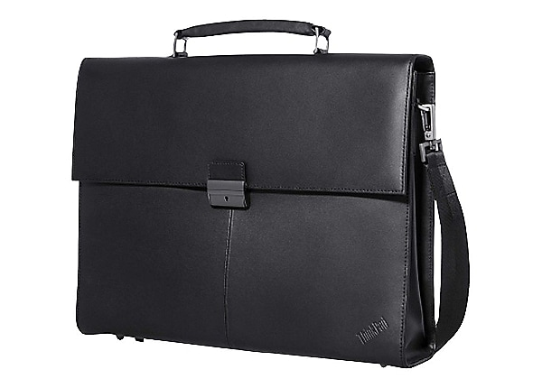 Lenovo ThinkPad Executive Leather Case - notebook carrying case