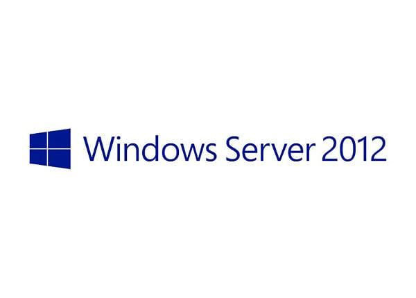 Microsoft Windows Server 2012 - license