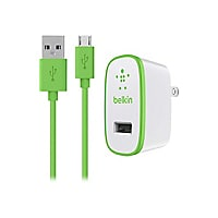 Belkin Universal Home Charger with Micro USB ChargeSync Cable power adapter