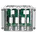 HPE 8-SFF Cage/Backplane Kit - storage drive cage