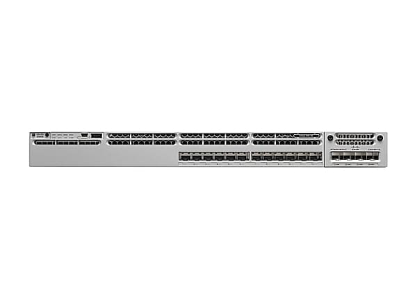 Cisco Catalyst 3850-12S-E - switch - 12 ports - managed - rack-mountable