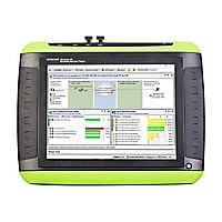 NetScout OptiView XG Network Analysis Tablet, 10 Gbps with AirMagnet WiFi A