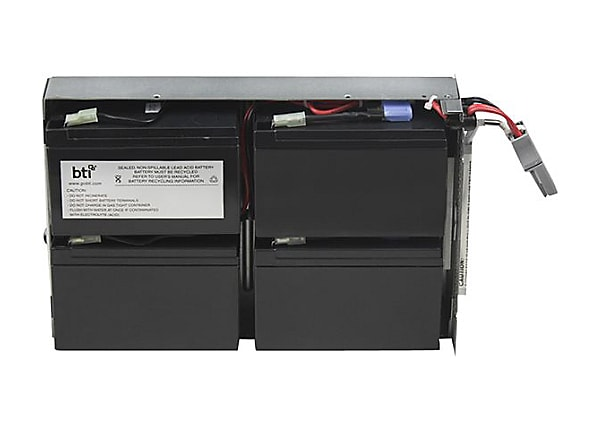 Battery Technology – BTI Replacement Battery for the RBC132 UPS Battery