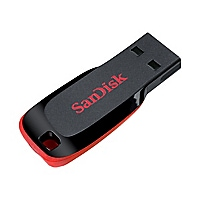 SanDisk Cruzer Blade - USB flash drive - 64 GB