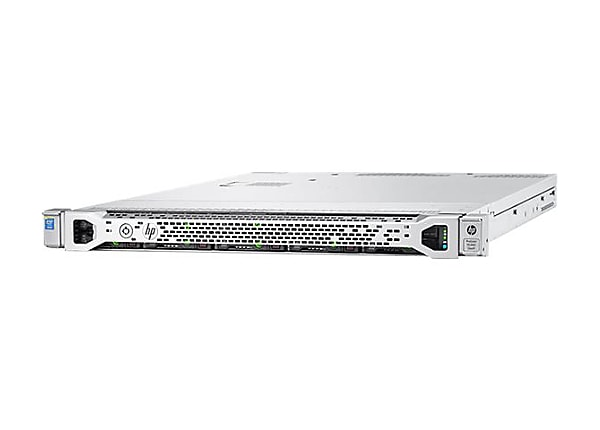 HPE ProLiant DL360 Gen9 - rack-mountable - no CPU - 0 MB - 0 GB