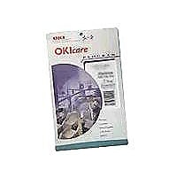 OKIcare Depot Warranty Extension Program - extended service agreement - 4 y
