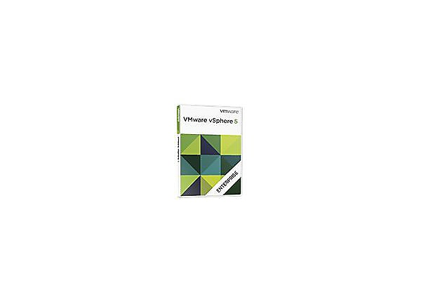 VMware vSphere Enterprise (v. 5) - license - 1 processor