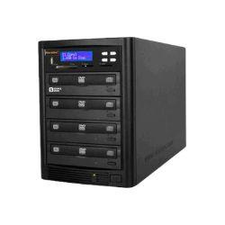 Aleratec DVD/CD Flash Copy Tower DVD duplicator - external