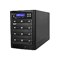 Aleratec DVD/CD Flash Copy Tower DVD duplicator