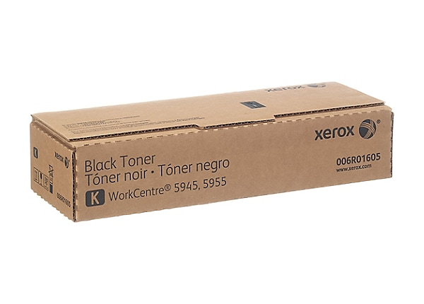 Xerox WorkCentre 5945i/5955i - 2-pack - black - toner cartridge - Sold