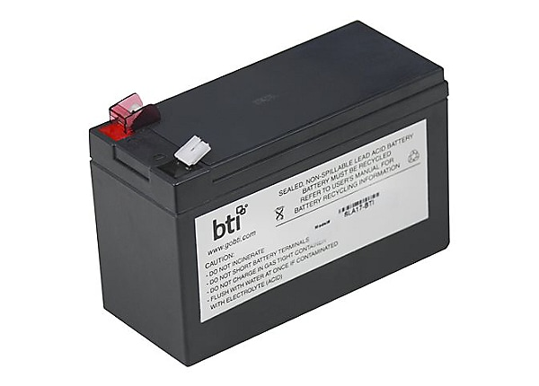 BTI Replacement Battery #17 for APC - UPS battery - lead acid