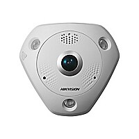 Hikvision 3MP WDR Fisheye Network Camera DS-2CD6332FWD-IS - network surveil