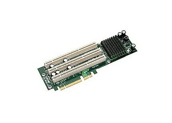 Cisco Left PCIe Riser Board - riser card