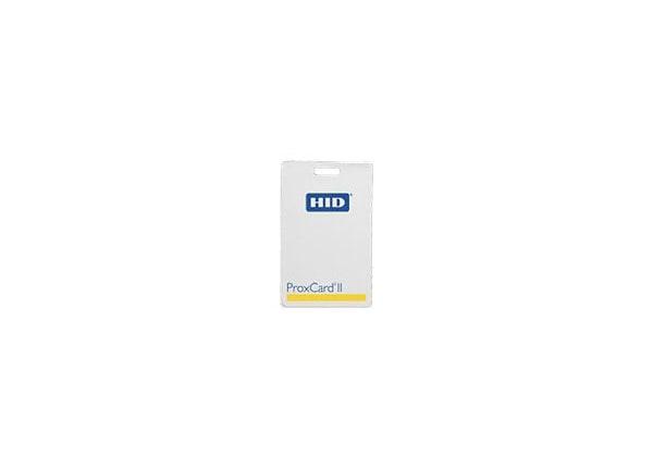 HID ProxCard II 1326 - RF proximity card