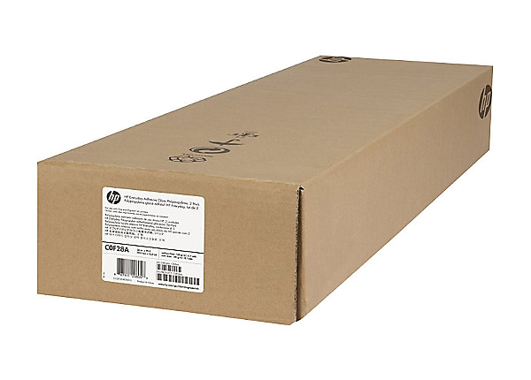 HP Everyday Adhesive Gloss Polypropylene - film - 1 roll(s) - Roll (36 in x