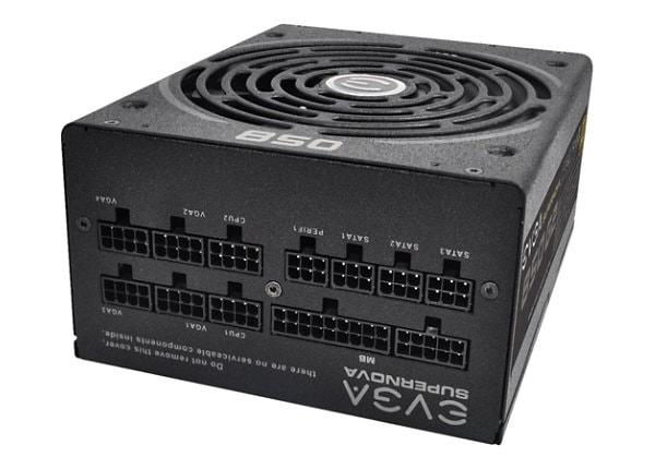 EVGA SuperNOVA 850 G2 - power supply - 850 Watt
