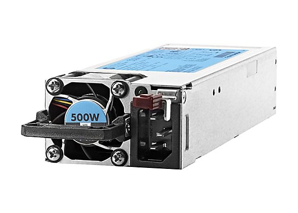 HPE - power supply - hot-plug / redundant - 500 Watt - 564 VA