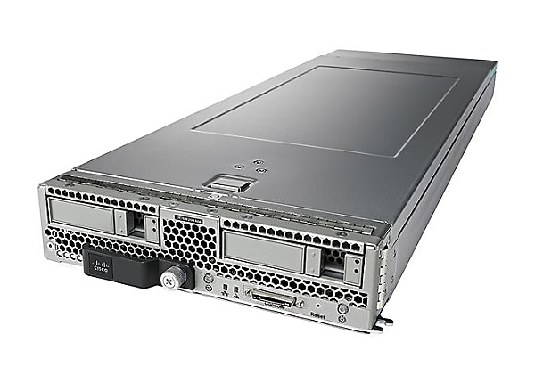 Cisco UCS B200 M4 Blade Server - blade - no CPU - 0 GB - 0 GB