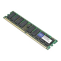 AddOn 4GB DDR3-1600MHz UDIMM for Dell SNPVT8FPC/4G - DDR3 - 4 GB - DIMM 240