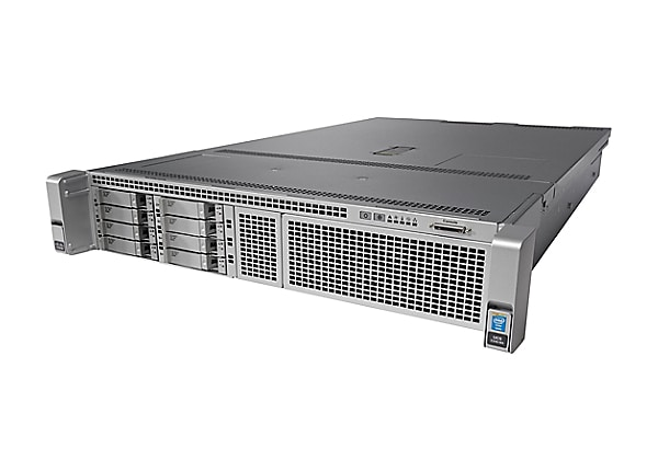 Cisco UCS Smart Play 8 C240 M4 SFF Value Expansion Pack - rack-mountable -
