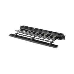 Ortronics Horizontal Cable Manager, Single Sided - rack cable management pa