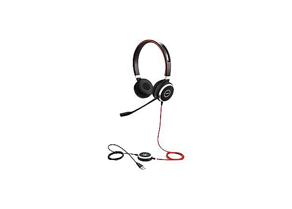 Jabra Evolve 40 MS stereo - casque