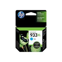 HP 933XL - High Yield - cyan - original - ink cartridge