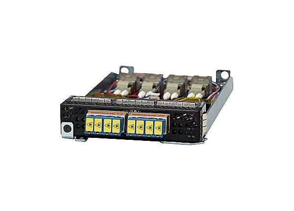 Cisco FirePOWER Fiber Network Module with Non-Bypass - expansion module