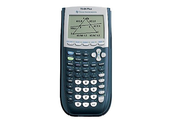 Texas Instruments TI-84 Plus - calculatrice graphique